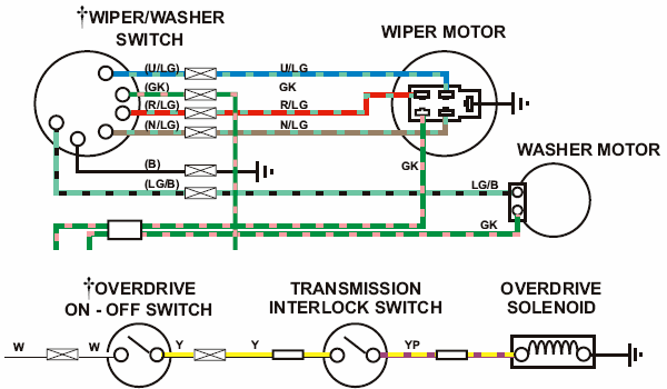 servicing the lucas wiper switch how to library the mini shrine gm wiper switch wiring diagram