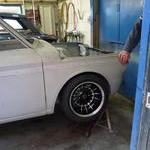 Martin Dingle Sunbeam Stiletto Project