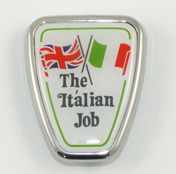 Italian Job Badge.JPG