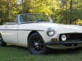 1967 MG MGB OEW Harry Singleton