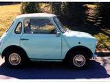 1975 Morris Mini Minor Ford 1111 Robert Sturges