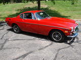 1970 Volvo P1800 Red John Coutant