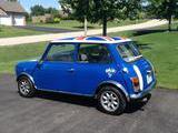 1993 Rover Mini Classic Blue Tony M