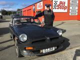 1979 MG MGB Limited Edition LE Black Michael Shouse