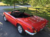 1970 Triumph Spitfire MkIII Red Shaun Laughy
