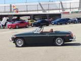 1970 MG MGB British Racing Green Jim Cheatham