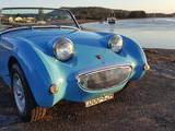 1959 Austin Healey Bugeye Sprite Billeroy Blue James Andrews
