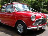1969 Morris Mini Red James Andrews