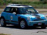2005 Mini Cooper S Electric Blue Steve Moore