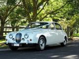 1968 Jaguar 240 White James Andrews