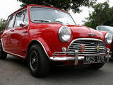 1965 Mini Cooper S Flame Red Vijay Sundaram