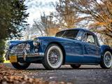 1957 MG MGA 1500 Coupe Mineral Blue Jim Cheatham