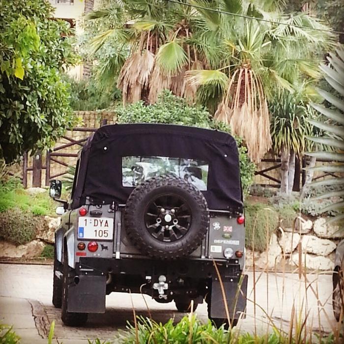 2008 Land Rover Defender (MYNAMEISFELIX) : Registry : The