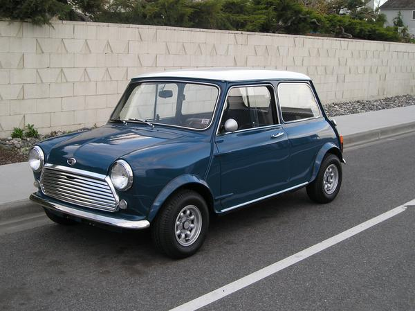 1967 Austin Mini Ca2sbl10684xx Registry The Mini Shrine