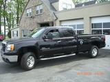 2007 GMC Sierra 2500 Black Terry Allen