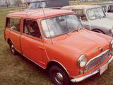 1962 Austin Mini Countryman